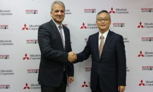 PitStopArabia.com announces Mitsubishi strategic investment