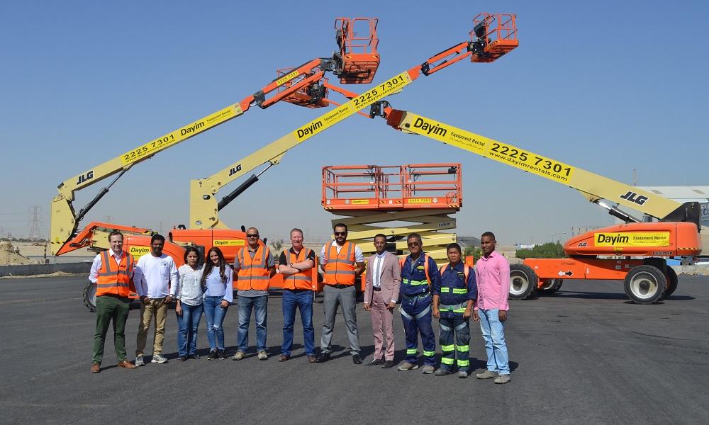 Kuwaiti rental company takes 77 JLG units | Middle East