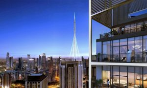 Emaar launches 'Creek Edge' within Dubai Creek Harbour megaproject