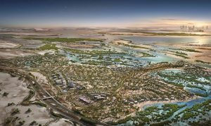 GCC wins Jubail Island contract; enabling works underway