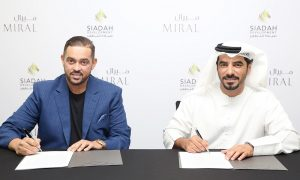 Miral signs land sales agreement for residential project at Yas Bay