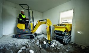 Wacker Neuson reports positive first quarter