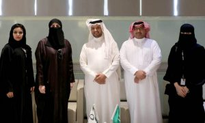 AECOM signs training deal with Princess Nourah University