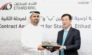 Etihad Rail awards $1.19bn contract to China Railway Construction Corporation