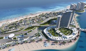 Egypt awards $14.2bn in project contracts for New El Alamein City