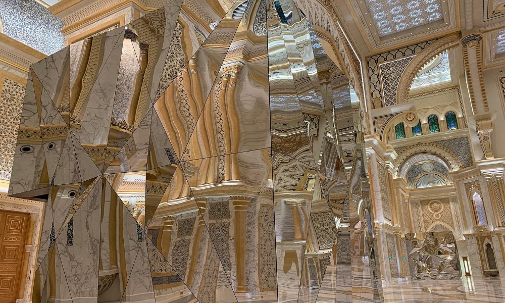 ACCIONA Producciones y Diseño reflects on construction of Qasr Al