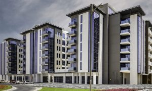 Wasl launches first building in wasl port views development