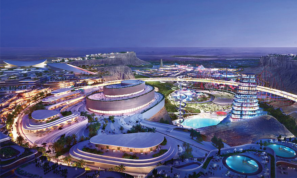 World's largest entertainment city set to open in 2030 | Middle East
