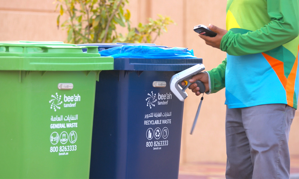 Bee'ah announces waste segregation initiative | Middle East