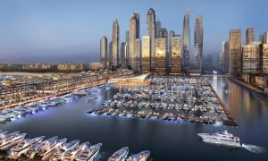CSCEC ME awarded contract for Dubai Harbour's Marina Vista project