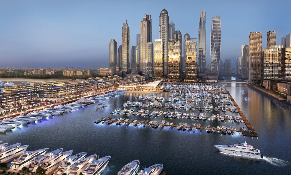 ad17704a Emaar Development, the property arm of Emaar Properties has awarded the  contract for the construction of the new Marina Vista project, which is  being ...