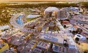 Expo 2020 Dubai will have world class mass transport