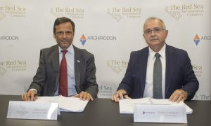 Archirodon awarded Red Sea Project's first major contract