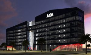 CBRE appointed to manage AXA Building in Bahrain Bay