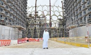 HH Sheikh Mohammed bin Rashid Al Maktoum 'satisfied' with Expo 2020 Dubai preparations