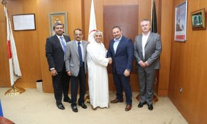 Genie appoints Bahrah as new Kuwait distributor
