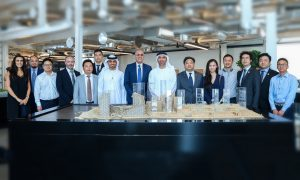 China's CNTC wins main contract for Reem Island's Pixel project
