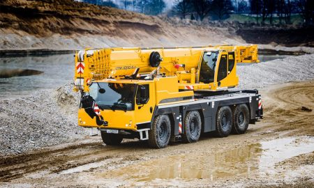 mobile cranes Archives | Middle East Construction News