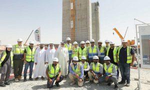 Phase Four of Mohammed bin Rashid Al Maktoum Solar Park 30% complete says DEWA