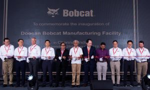 Bobcat announces start of operations in new India plant