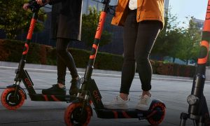 Abu Dhabi residents to use e-scooters to help keep communities green