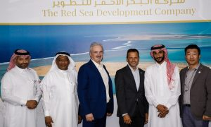 HUTA Hegerfield and Saudconsult win contracts for the Red Sea Project