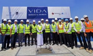 Vida Marrasi Al Bahrain superstructure works complete, developer says