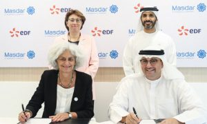 Masdar, EDF to set up new energy services company