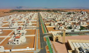 $187mn Al Hayer residential project inaugurated