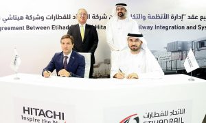 Etihad Rail awards contracts for Stage Two of national railway network