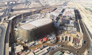 Project profile: The Mall of Oman, a nation's destination