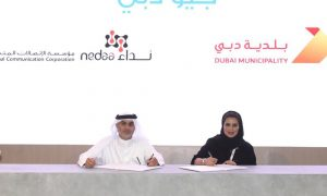 Dubai Municipality and Nedaa signs MoU to enhance Dubai Geospatial Infrastructure