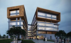 ISG appointed for fit out of University of Wollongong in Dubai's new campus