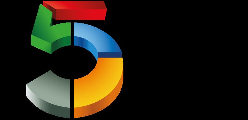 Big 5 Solar Logo