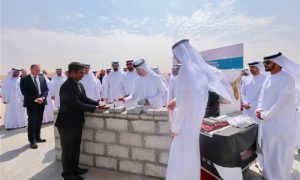 Emirates RDF breaks ground on UAQ waste-to-energy treatment plant
