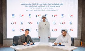 ADNOC and G42 sign deal to develop AI products