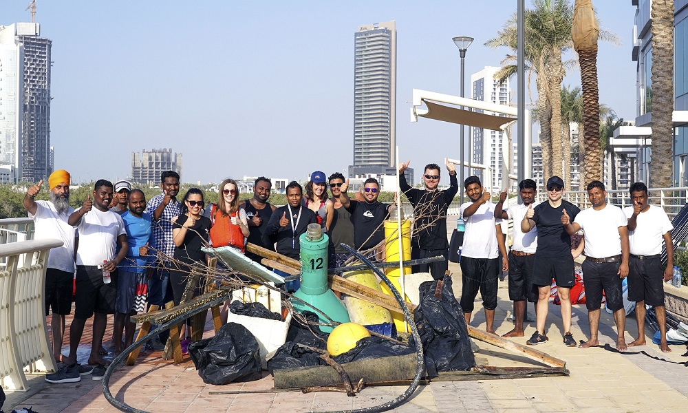 Mangroves Park Clean Up