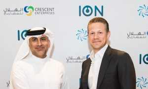 Bee'ah, Crescent Enterprises inaugurate sustainable transport company ION