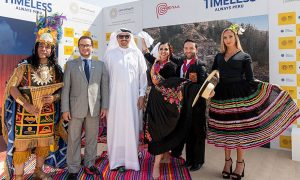 Peru breaks ground on Dubai Expo 2020 pavilion