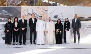 Sultan Al Qasimi launches inaugural edition of Sharjah Architecture Triennial