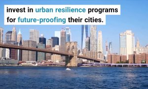 Urban Resilience Critical to Combatting Climate Change Impact on ME Cities, says AESG Report