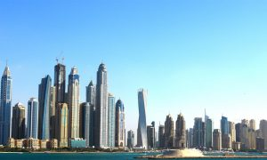 Dubai property market sees 11-year high in real estate transactions