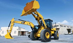 Al-Bahar introduces Caterpillar's game changers