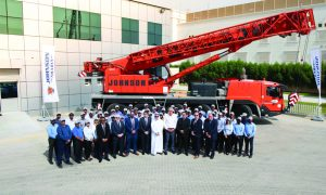 Johnson Arabia inaugurates new Dubai premises
