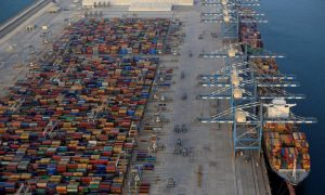Abu Dhabi Ports embarks on $1.08bn expansion of Khalifa Port