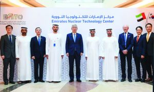 UAE MoEI launches Emirates Nuclear Technology Centre at Khalifa University