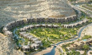 Muscat Bay lays foundation stone for Village Square