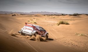 The ACCIONA 100% EcoPowered takes on the toughest race in the world
