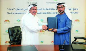 ADFD signs agreement for $20m contribution to Arab Gulf Programme for Development