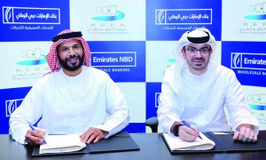 Emirates NBD signs deal with DLD to act as trust agent